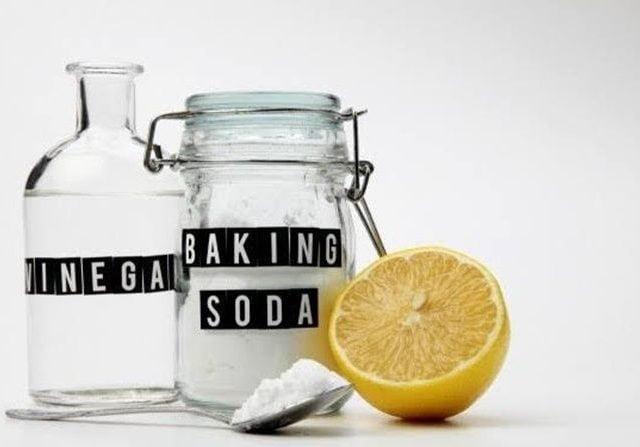 cuka dan soda kue untuk mencegah corona